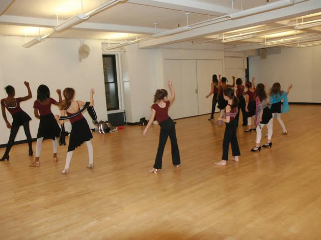 (Photograph: Courtesy Broadway Dance Center)