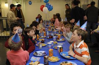 Intrepid Sea, Air & Space Museum Birthday Parties