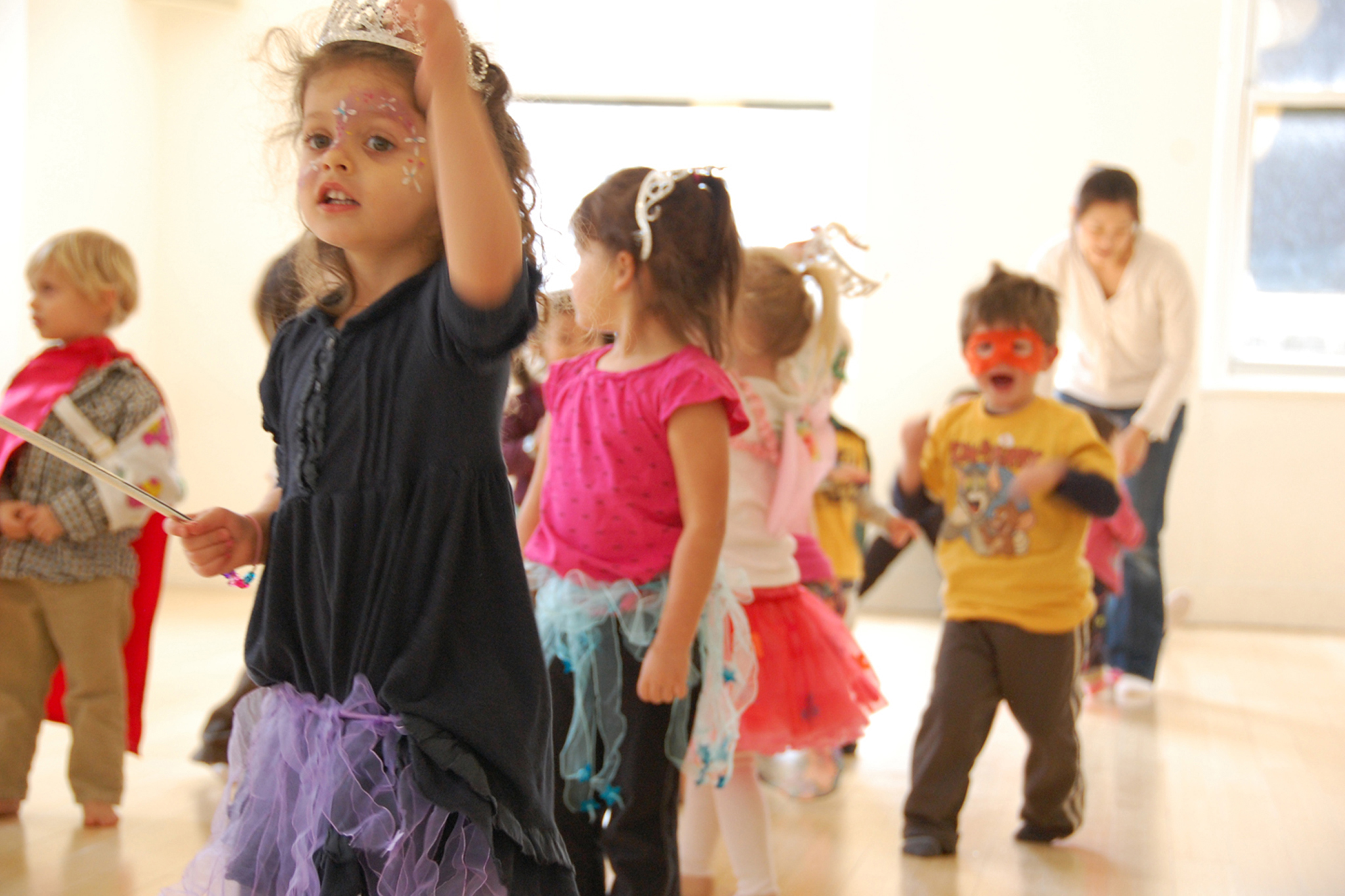 Downtown Dance Factory Birthday Parties