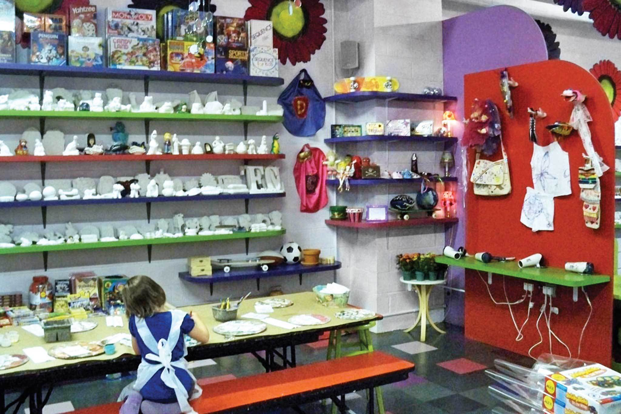 The Craft Studio Birthday Parties Things To Do In Upper East - Children's birthday venues nyc