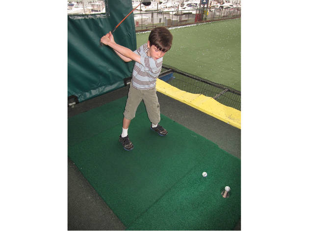 The Golf Club at Chelsea Piers Birthday Parties