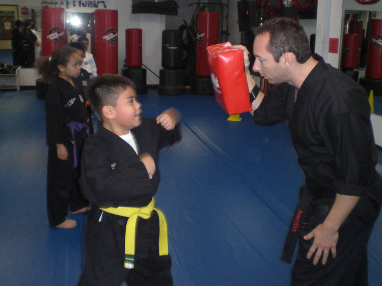 Amerikick Martial Arts