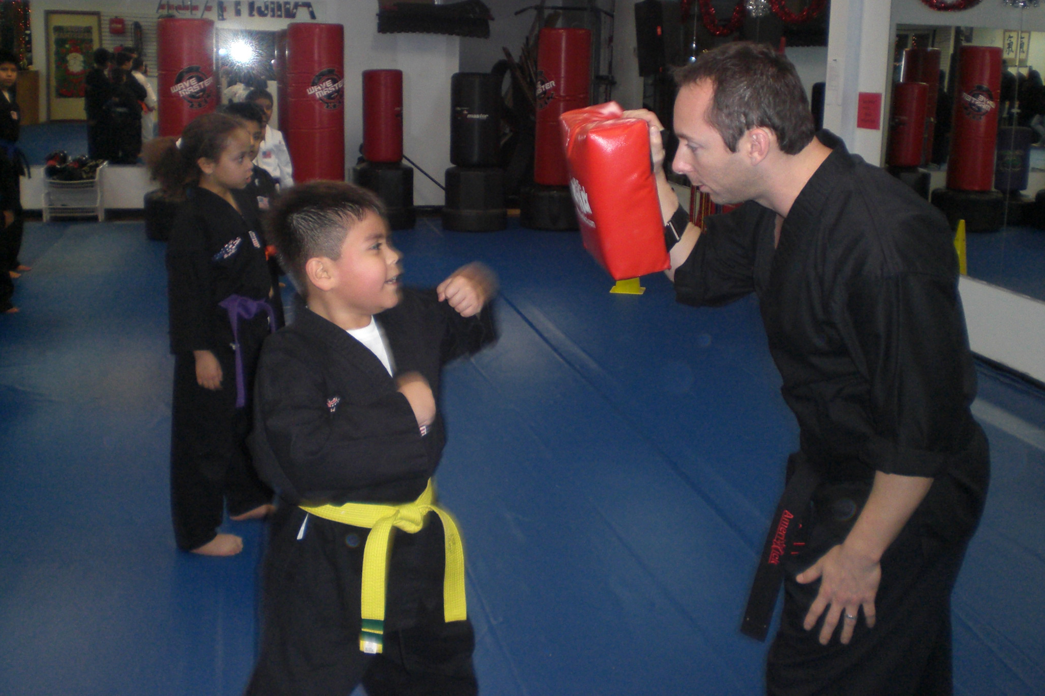 Amerikick Martial Arts, Sunset Park