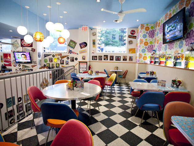 Big Daddy's Diner Birthday Parties, Flatiron