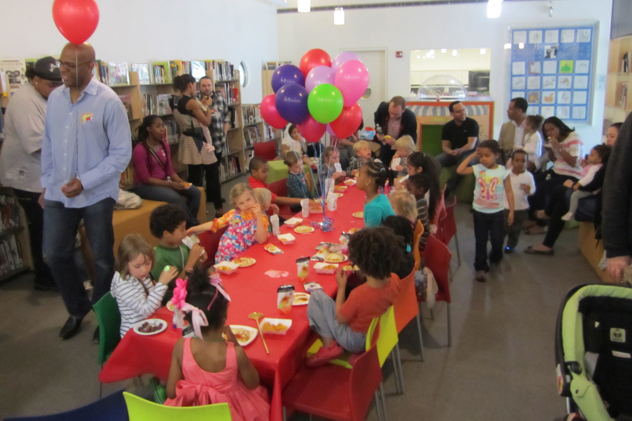 Brooklyn Children's Museum Birthday Parties