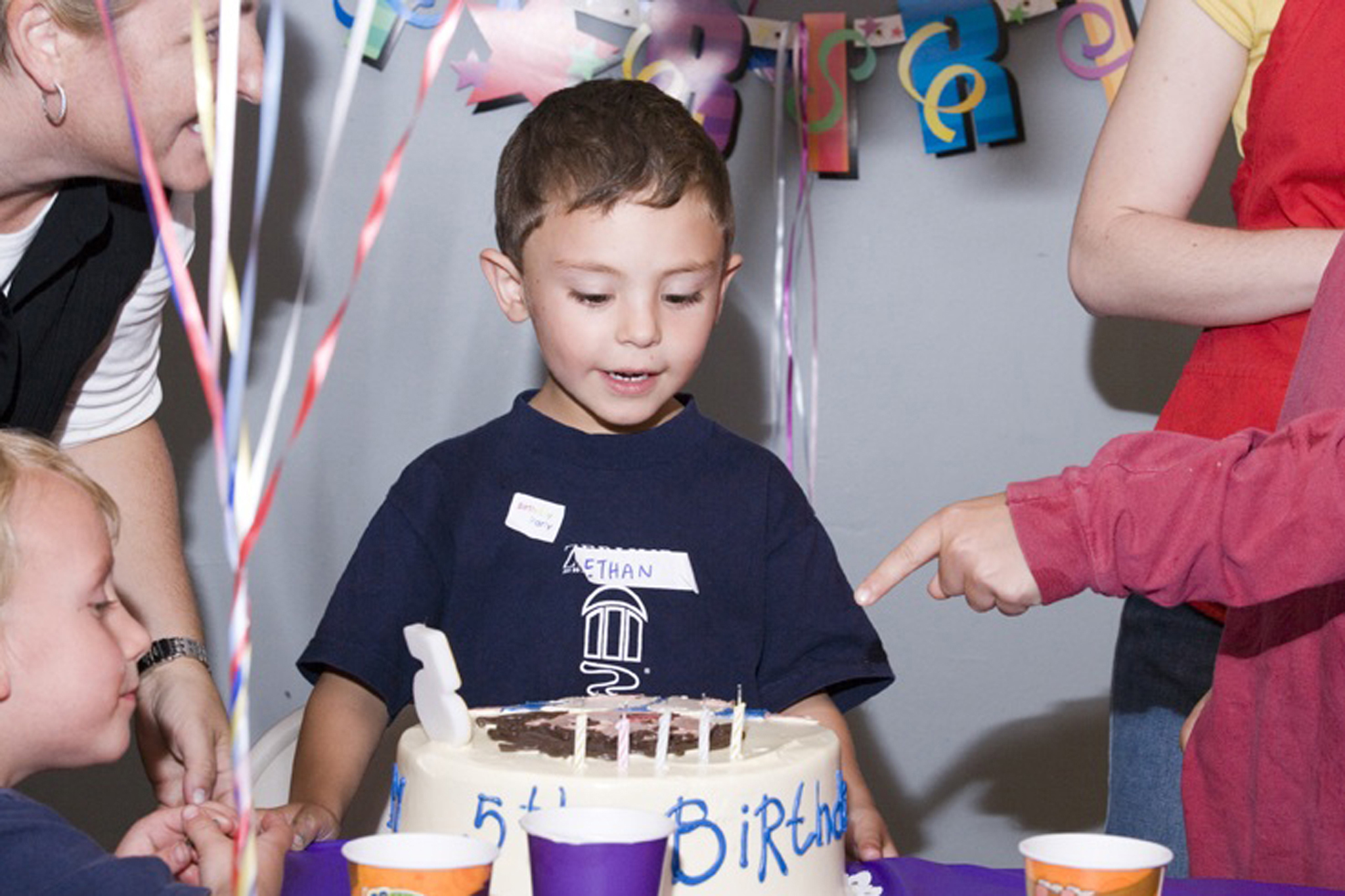 Children's Museum of Manhattan Birthday Parties