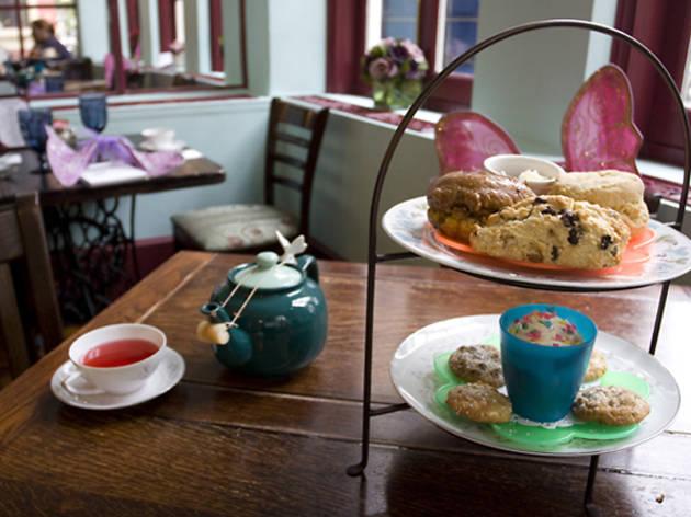 Alice's Tea Cup Birthday Parties, UES