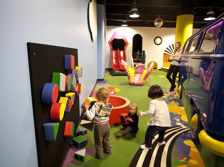 Best play space: Frolic