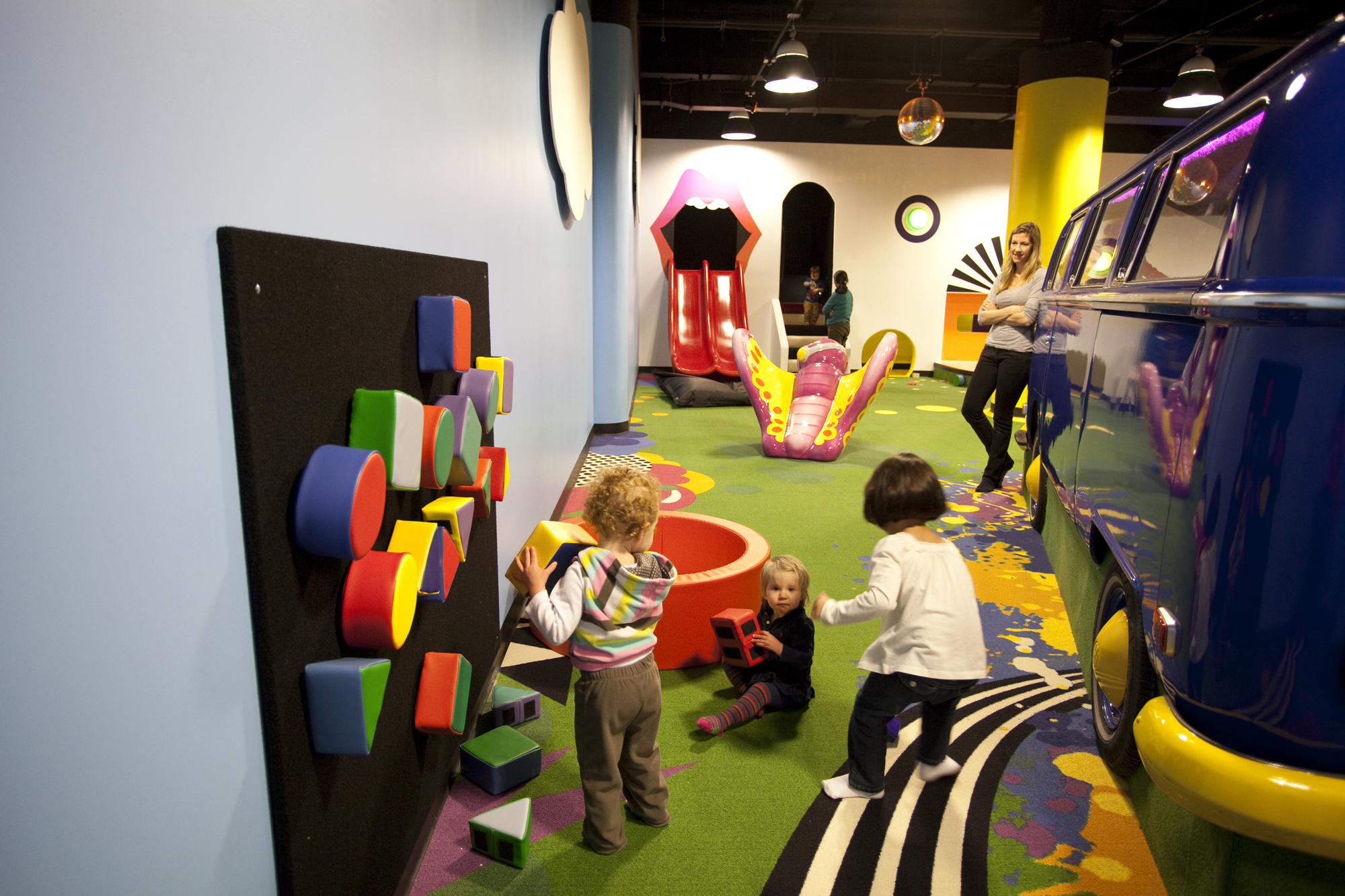 Best play space: Frolic
