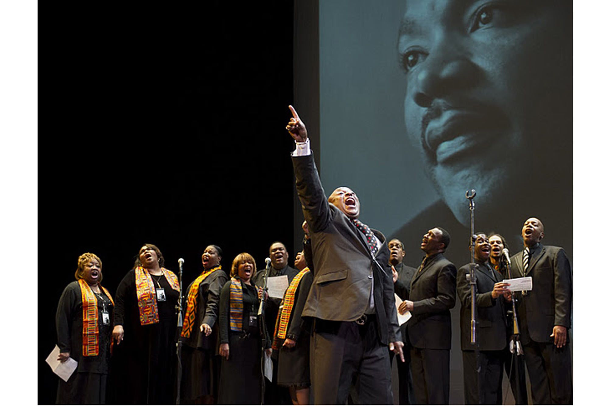 27th Annual Brooklyn Tribute to Dr. Martin Luther King, Jr.