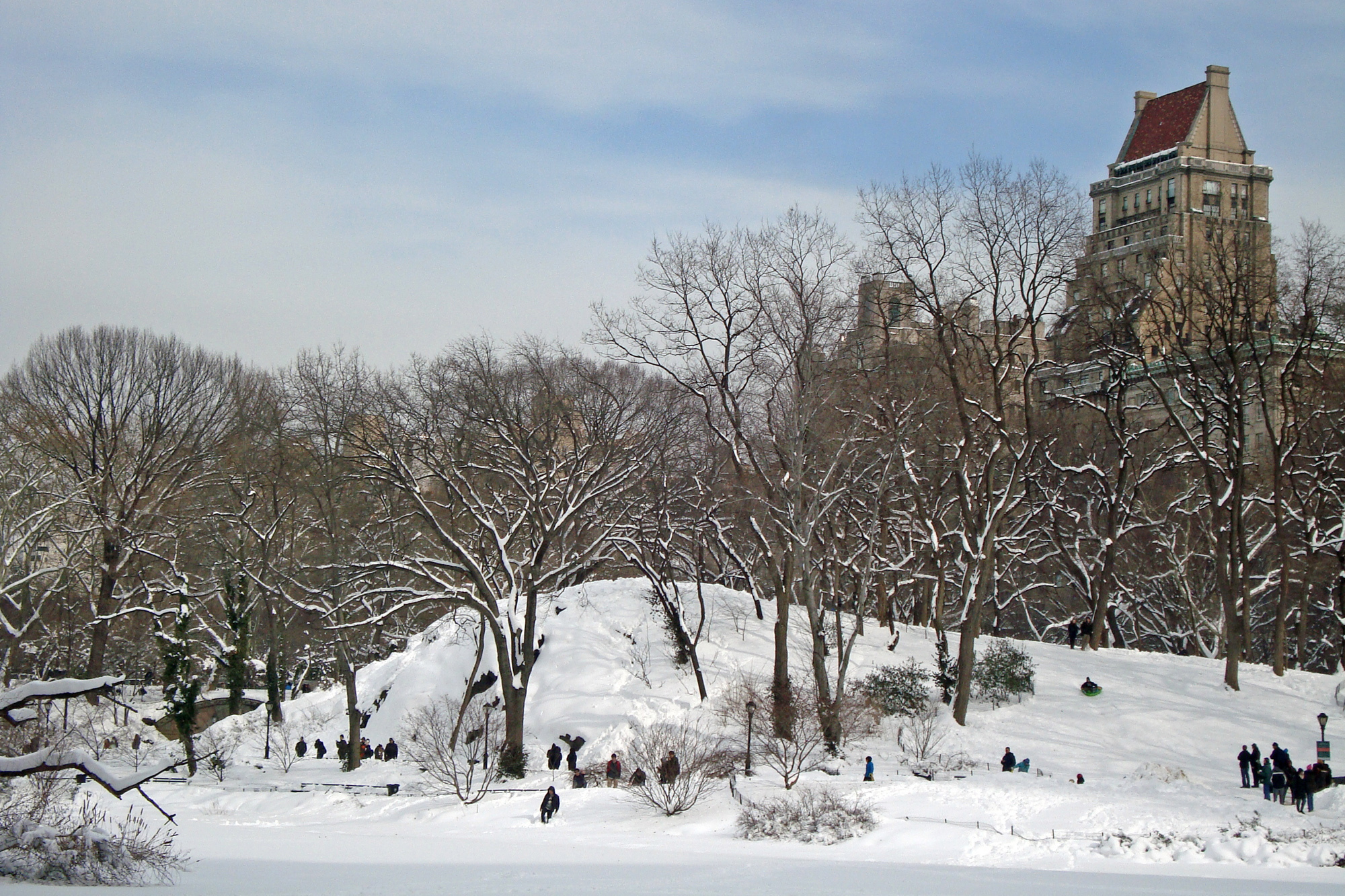 What to do in central park in wintertime with the kids for Things to do in new york in winter