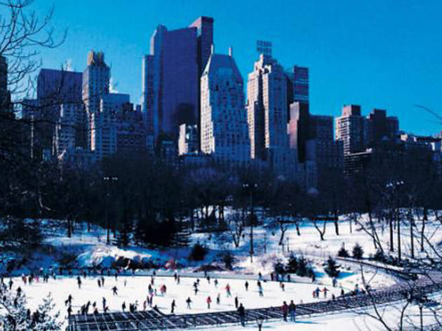 Central Park, Wollman Rink
