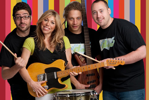 The Mama Doni Band: Passover Palooza