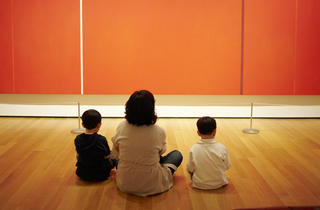 MoMA Art Lab: Places and Spaces