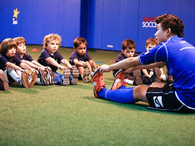 (Photograph: Javier Agostinelli/ Super Soccer Stars)
