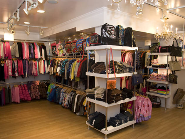 Best kids clothing stores in nyc 2018 for Best consignment stores nyc
