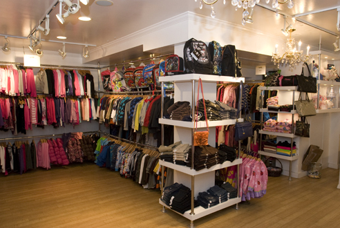 Top 10 clothing stores in new york