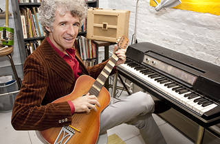 Dan Zanes at the Brooklyn Conservatory of Music