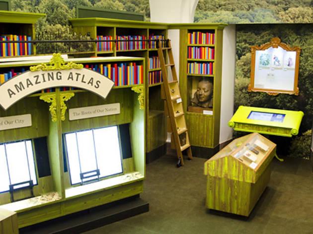DiMenna Children's History Museum Scavenger Hunt