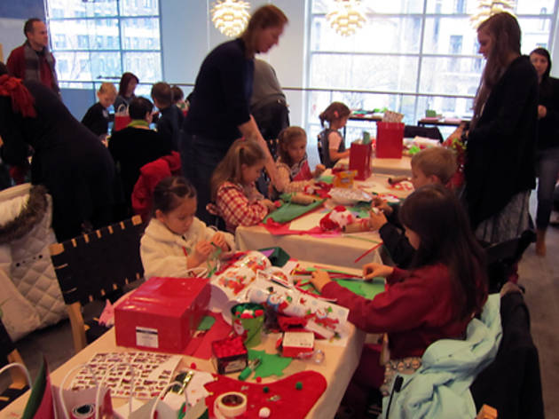 Swedish Christmas Children's Workshop at the Scandanavian House
