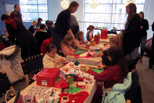 Swedish Christmas Children's Workshop