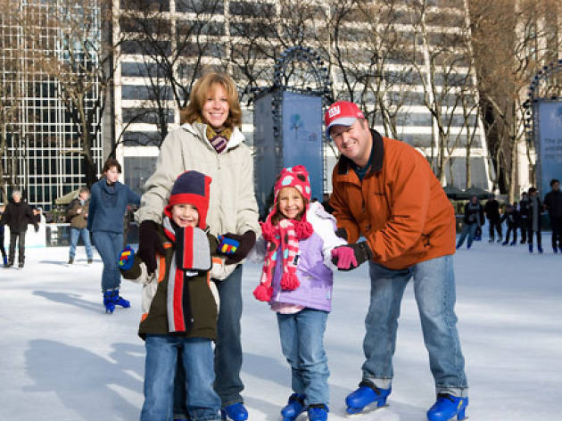 Family Day at Citi Pond