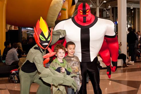 Comic Con Kids' Day