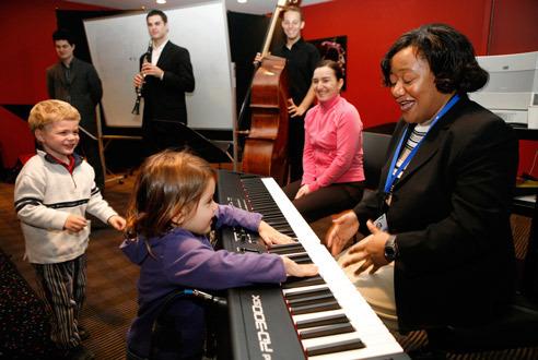 WeBop Music Class