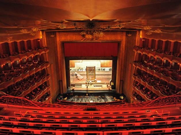(Photograph: Jonathan Tichler/Metropolitan Opera)
