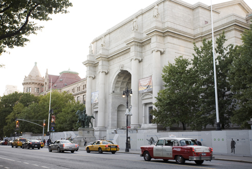 Destination: American Museum of Natural History/Central Park