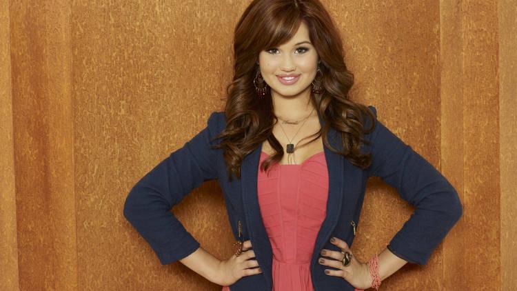 """Debby Ryan stars as Jessie on Disney Channel's """"Jessie."""""""