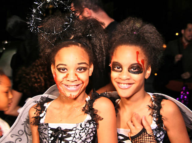 Best Halloween costume contests for kids in New York City (2012)