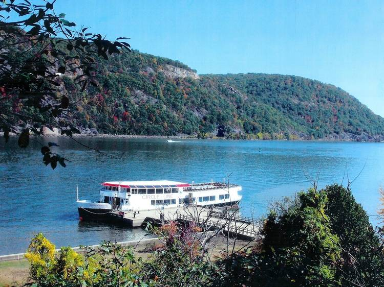 1.25 hours away: Bear Mountain State Park