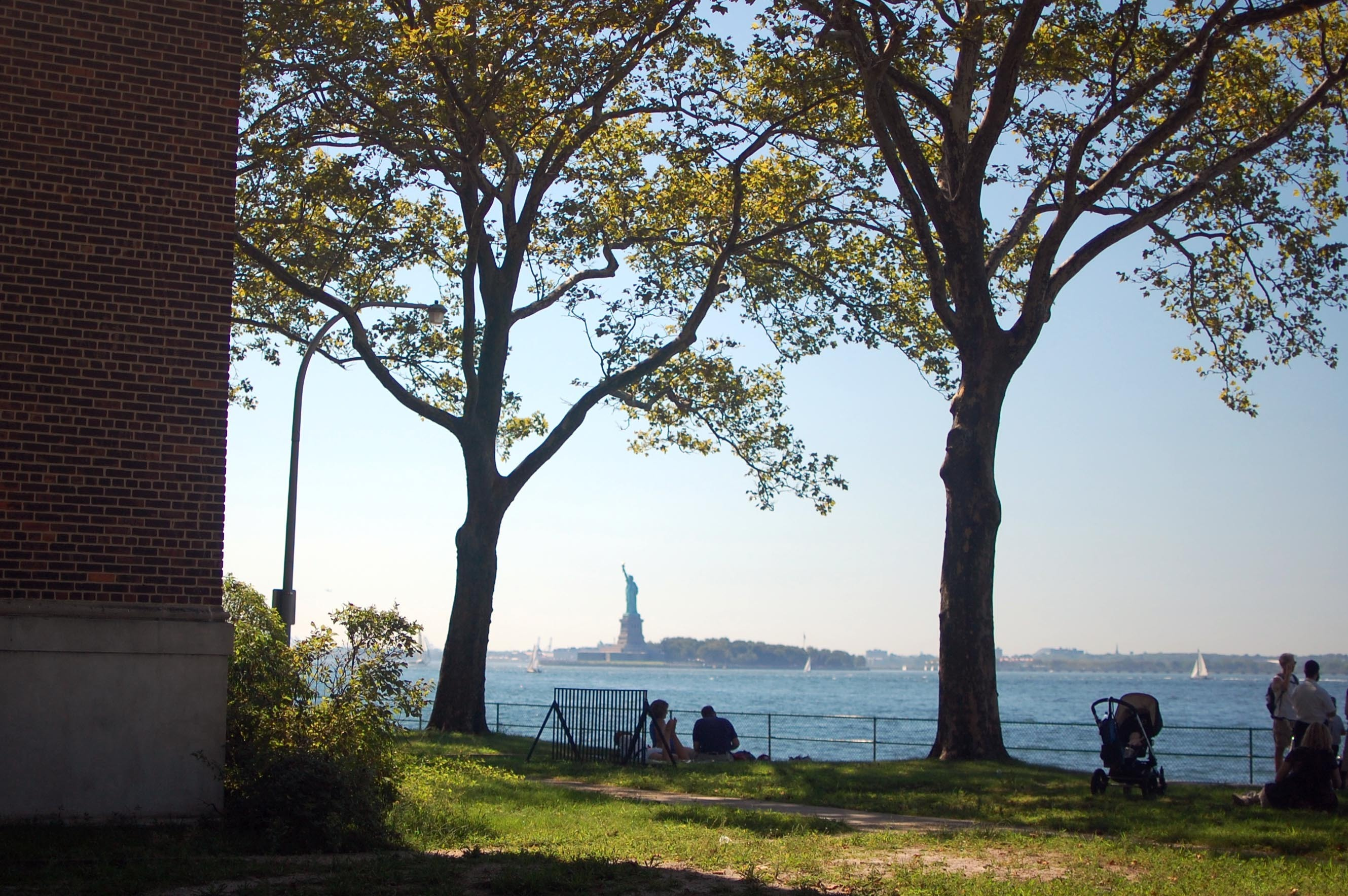 Summer at Governors Island