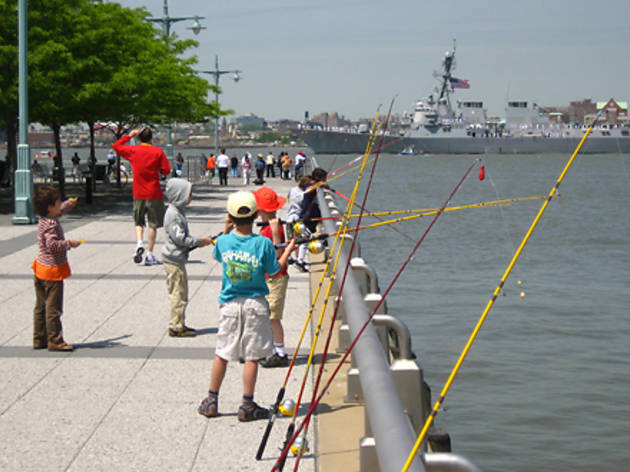 (Photograph: Courtesy Hudson River Park Trust)