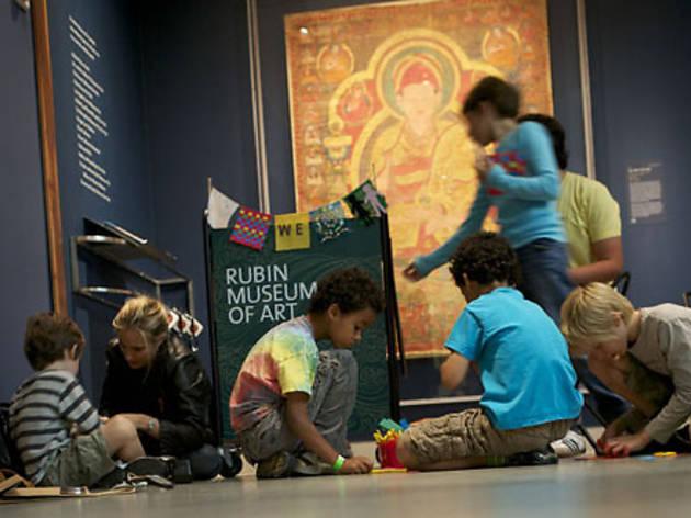Rubin Museum Family Day
