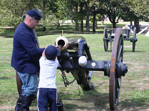 Civil War Heritage Weekend