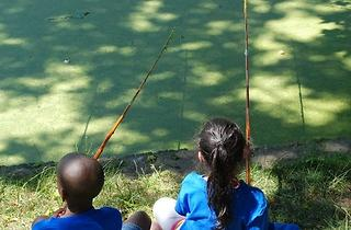 Catch & Release Fishing in Central Park