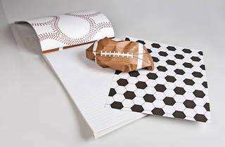 Fred Flare Sports Notepad