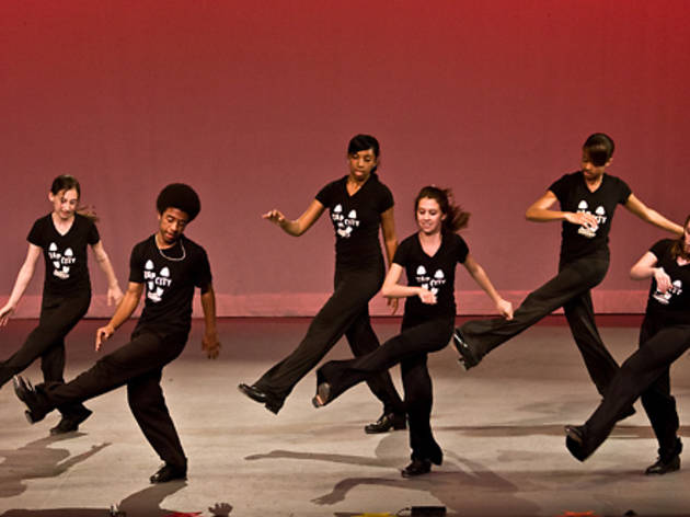 Tap City Youth Ensemble Holiday Show