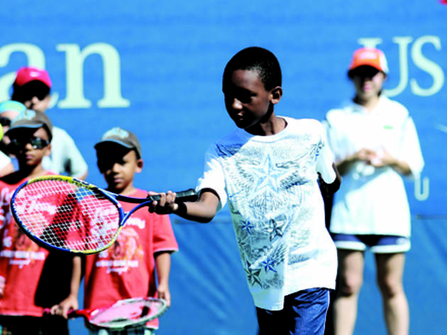 USTA National Tennis Center Easter Egg Hunt