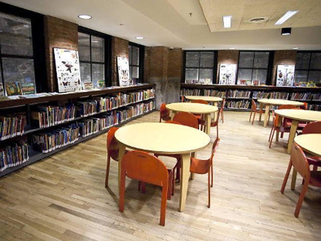 Mulberry Street Library