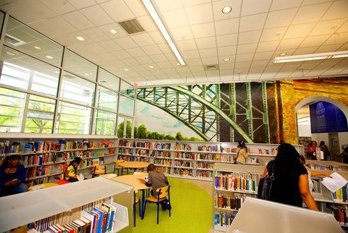 High Bridge Library