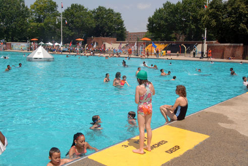 Red Hook Recreation Center Pool