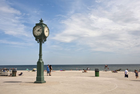 Jacob Riis Park Beach