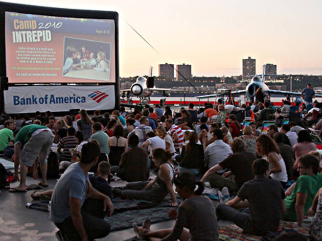 Intrepid Summer Movie Series