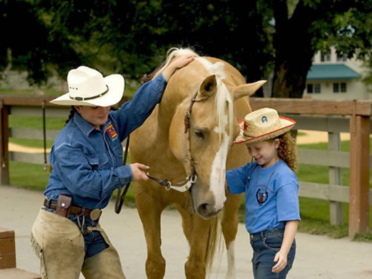 Rocking Horse Ranch, Highland, NY
