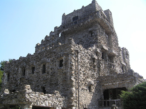 Gillette Castle, East Haddam, CT