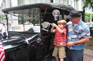 13th Annual Vintage Police Car Show (postponed)