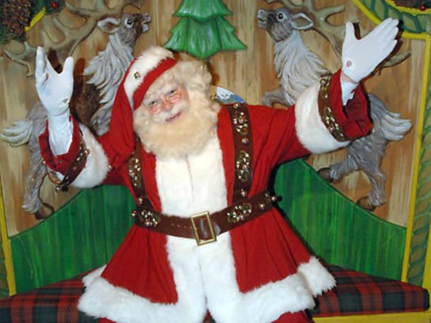 Macy's Santa